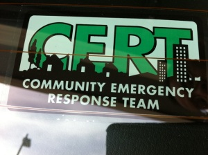 CERT window