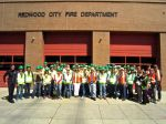 CERT, Redwood City, skills day