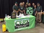 2015 Disaster Preparedness Fair, CERT   Belmont,