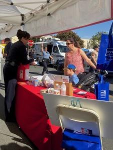 2016 San Carlos Art Wine Faire, CERT