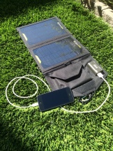solar power, grass